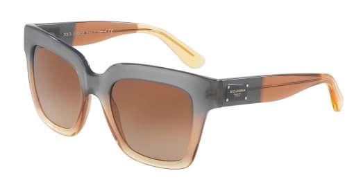 GRAD BROWN/CARAMEL/YELLO / BROWN GRADIENT lenses