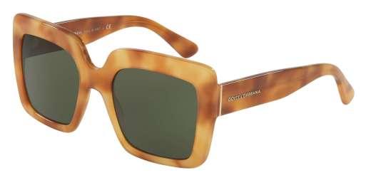 HAVANA CAMEL / GREY GREEN lenses