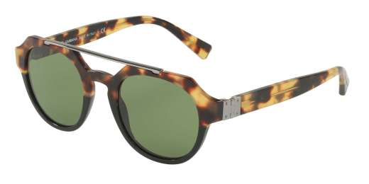 LIGHT HAVANA/BLACK / GREEN lenses