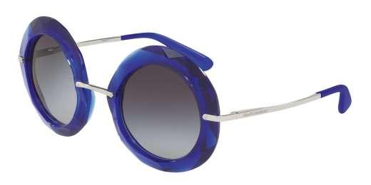 TRANSPARENTE BLUE / GREY GRADIENT lenses