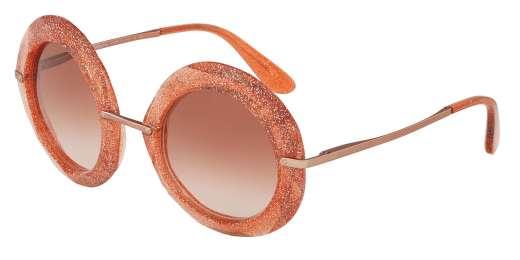 PINK/GLITTER GOLD / PINK GRADIENT PINK lenses