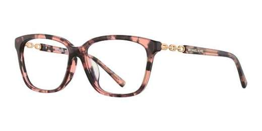 PINK TORTOISE/ROSE GOLD