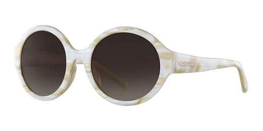 IVORY HORN / SMOKE GRADIENT lenses