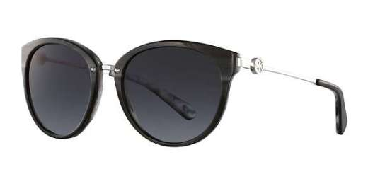 BLACK HORN / LT GREY GRADIENT lenses