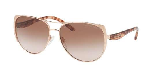 ROSE GOLD / BROWN PEACH lenses