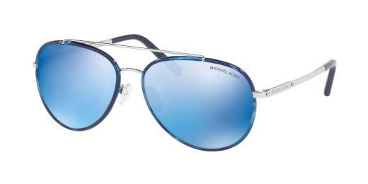 NAVY/SILVER-TONE / NAVY MIRROR lenses