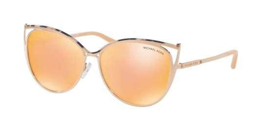 PINK TORTOISE/ROSE GOLD- / LIQUID ROSE GOLD lenses