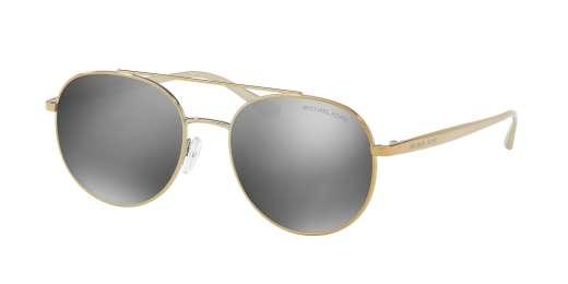 GOLD-TONE / GUNMETAL MIRROR lenses