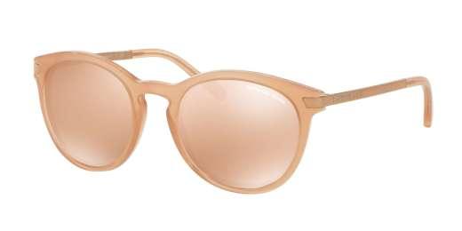 PEACH / ROSE GOLD FLASH lenses
