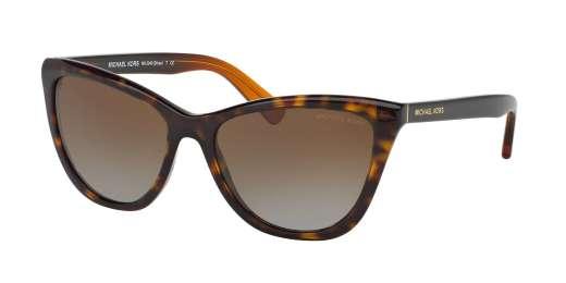 DK TORTOISE/AMBER GRADIE / BROWN GRADIENT POLARIZED lenses