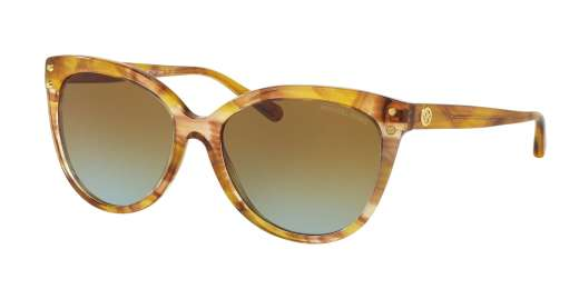 YELLOW FLORAL / AMBER BLUE GRADIENT lenses
