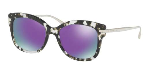 SNOW LEOPARD / VIOLET MIRROR lenses