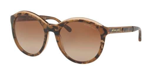 BROWN TORT GRAPHIC / BROWN GRADIENT lenses