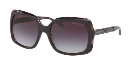 PURPLE/PURPLE TORTOISE / GREY ROSE GRADIENT lenses
