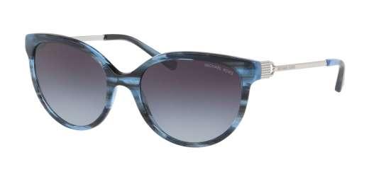 BLUE HORN / GREY GRADIENT lenses