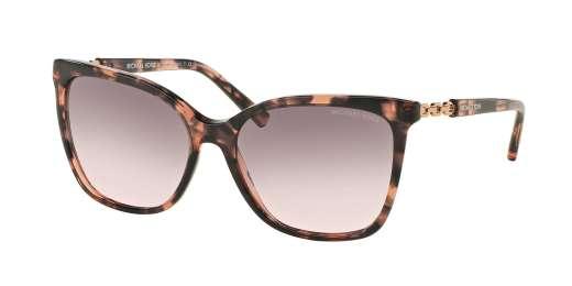 PINK TORTOISE/ROSE GOLD / GREY PINK GRADIENT lenses