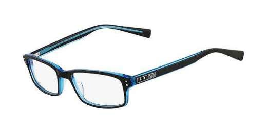 Black/Crystal Blue (015)