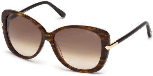 Dark Brown/Other / Brown Gradient lenses