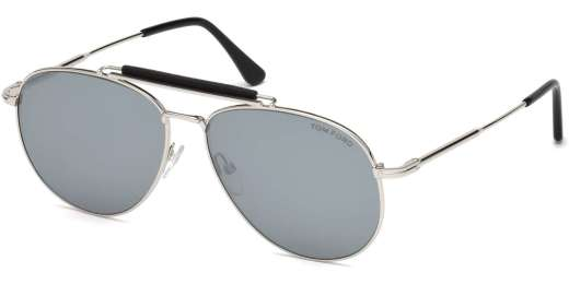 Shiny Palladium / Smoke Mirror lenses