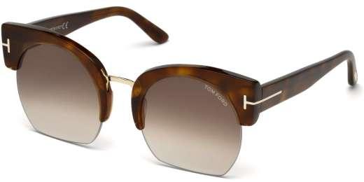 Blonde Havana / Gradient Brown lenses