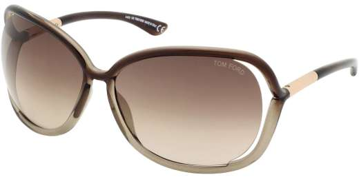 Bronze/Other / Gradient Brown lenses
