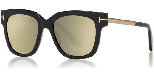 Shiny Black / Smoke Mirror lenses