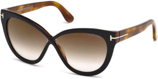 Black/Other / Brown Mirror lenses