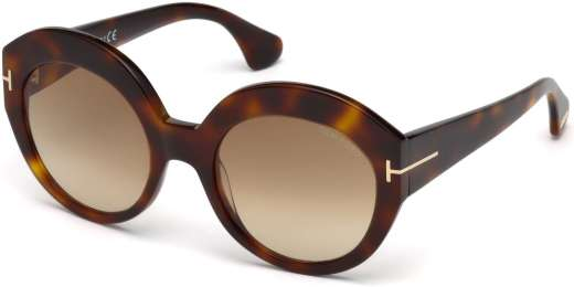 Blonde Havana / Gradient Brown lenses