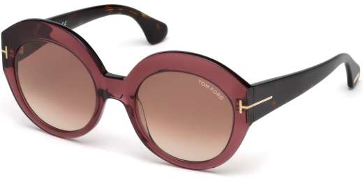 Bordeaux/Other / Gradient Brown lenses