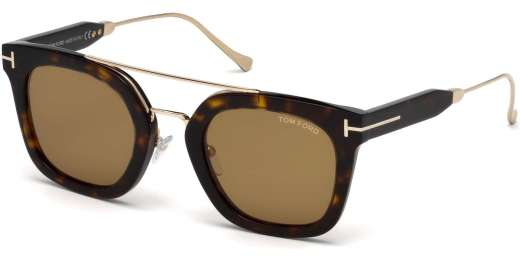 Dark Havana / Brown lenses