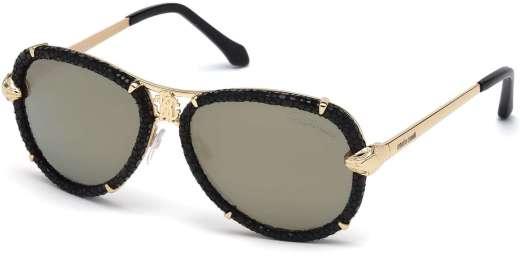 Shiny Rose Gold / Smoke Mirror lenses
