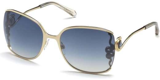 Gold / Blue Mirror lenses