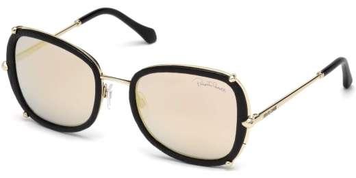 Gold / Smoke Mirror lenses