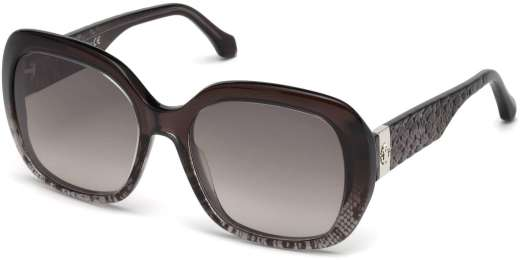 Shiny Black / Gradient Smoke lenses
