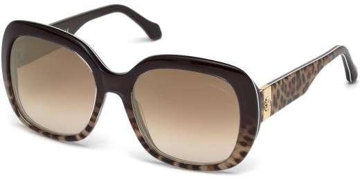 Dark Brown/Other / Brown Mirror lenses