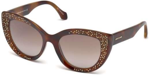 Blonde Havana / Brown Mirror lenses
