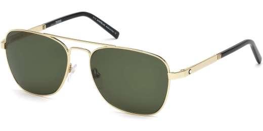 Gold / Green lenses