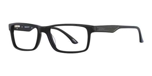 Black With Grey Leatther (B84 (BLK))