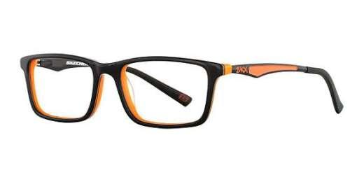 Black/Orange (D16 (BLKOR))