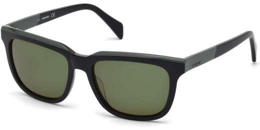 Black/Other / Smoke Mirror lenses