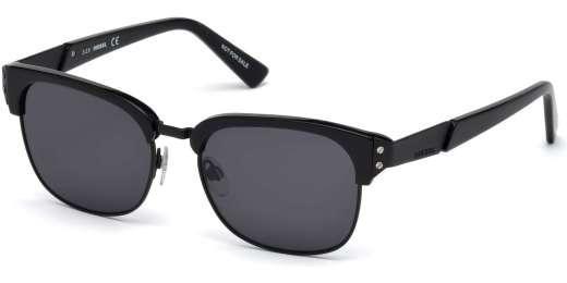 Shiny Black / Smoke lenses