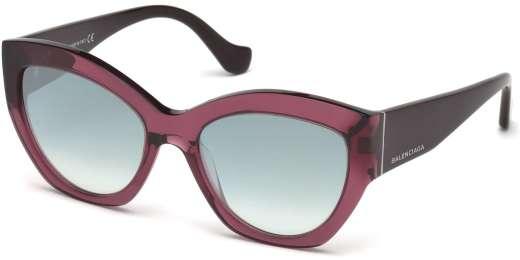 Shiny Bordeaux / Smoke Mirror / Smoke Mirror lenses