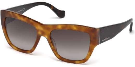 Blonde Havana / Gradient Smoke lenses