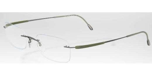 87a0dcab1e9e Silhouette Rimless 7719 Titan Dynamics Prescription Eyeglasses | 1 ...