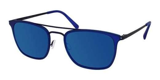 DARK BLUE / GREY LENS,BLUE MIRROR (DBLUE / P-S13HTM2/BL)