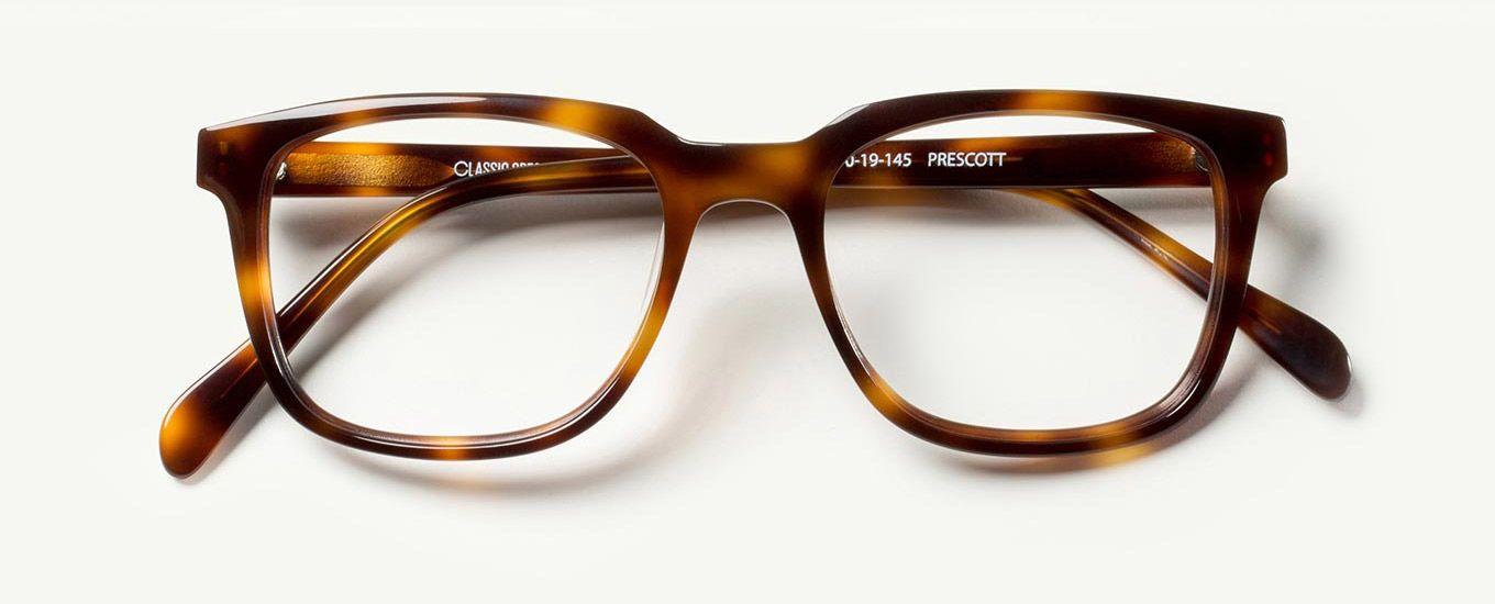 03ded98639a Prescott in Whiskey Crystal - Classic Specs