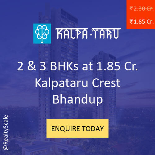 Kalpataru Crest at Bhandup