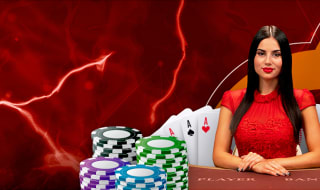 Win big with Lightning Baccarat