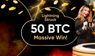 Cloudbet Casino Player Bags Nearly 50 BTC In A Single Roulette Spin