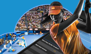 Live stream the Aussie Open, it's dead easy